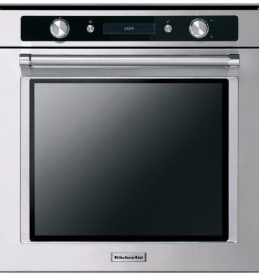 KitchenAid KOHSP 60602 60cm Multifunction Pyrolytic Built-In Single Oven