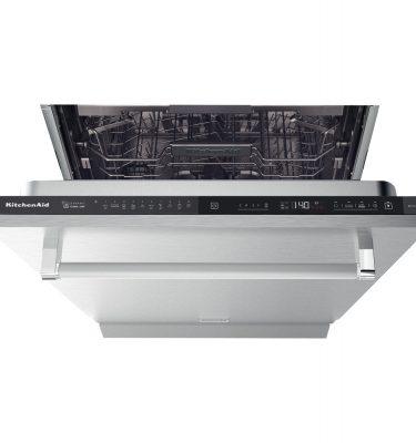 KitchenAid KDSCM 82142 SL Integrated A++ Sliding Hinge Dishwasher