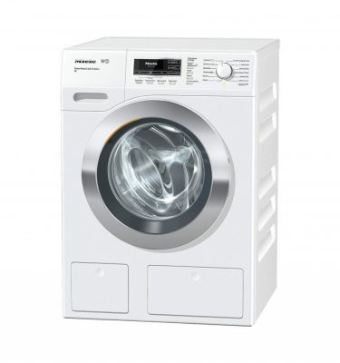Miele WKR771WPS 9KG Washing Machine Softsteam 1600rpm TwinDos ChromeEdition Freestanding