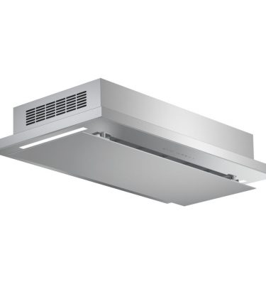 Gaggenau AC231120 120cm 200 series Stainless Steel and Glass Ceiling ventilation hood