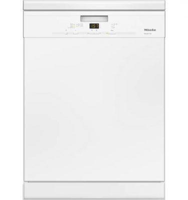 Miele G 4932 SC Series 120 WH White Freestanding Dishwasher