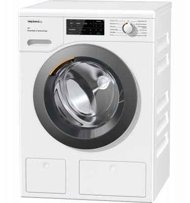 Miele WCI 860 WCS PWash & TDos & W1 Front-loading 9kg Washing Machine