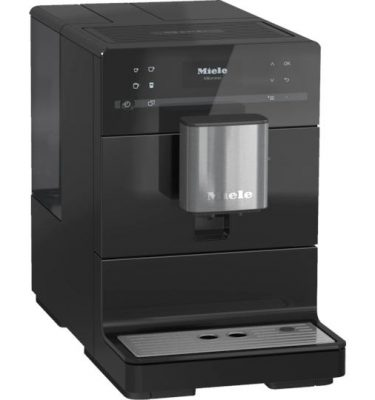 Miele CM 5300 OBBL Obsidian Black Countertop coffee machine