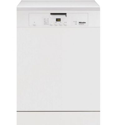 Miele G 4203 SC WH Active White Freestanding dishwasher