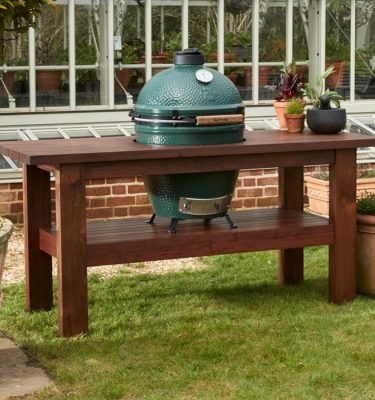 Big Green Egg Tables Stands and Covers