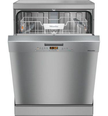 Miele G5000SC CLST Clean Steel Freestanding dishwasher