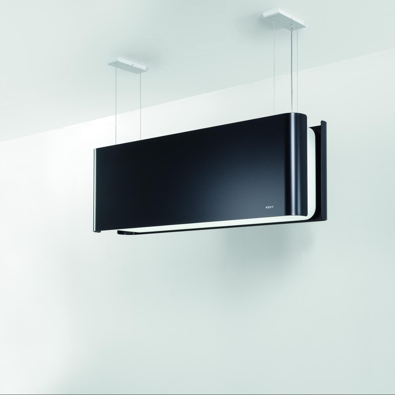 Novy 7552 Mood Black Quiet Cooker Hood